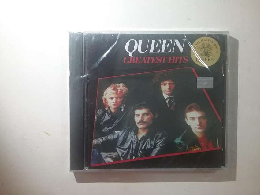 Cd Queen Greatest Hits 0