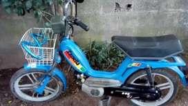Zanella 50cc 1994 unico dño