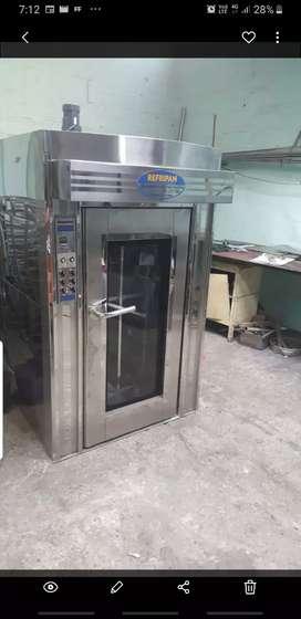 horno rotatorio de panadería nuevos y usados equipos de panadería