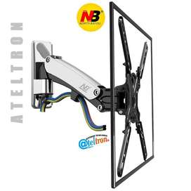 "Bases soportes Tv led lcd North Bayou Ecualizable ergonómico  32""a 55"""