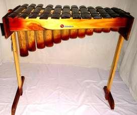 marimba de chonta TONSON de 12 notas diatonica full