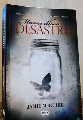 Libro Maravilloso Desastre