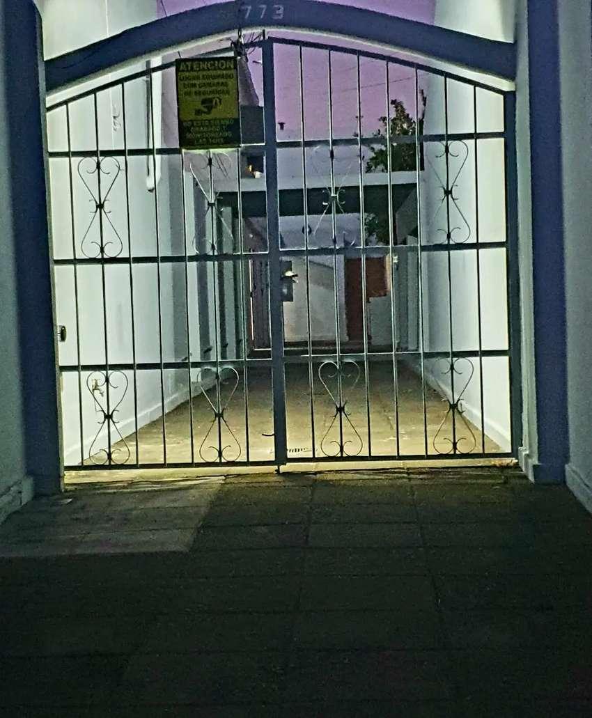 Depto 1 dormitorio barrio jardin en complejo cerrado SIN EXPENSAS