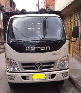 Camion Foton 2018 Estacas unico dueño placas publicas