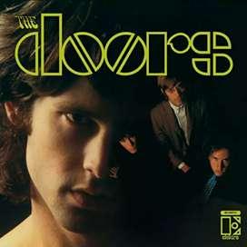 Cd The Doors, estado 9 de 10, original de colección.