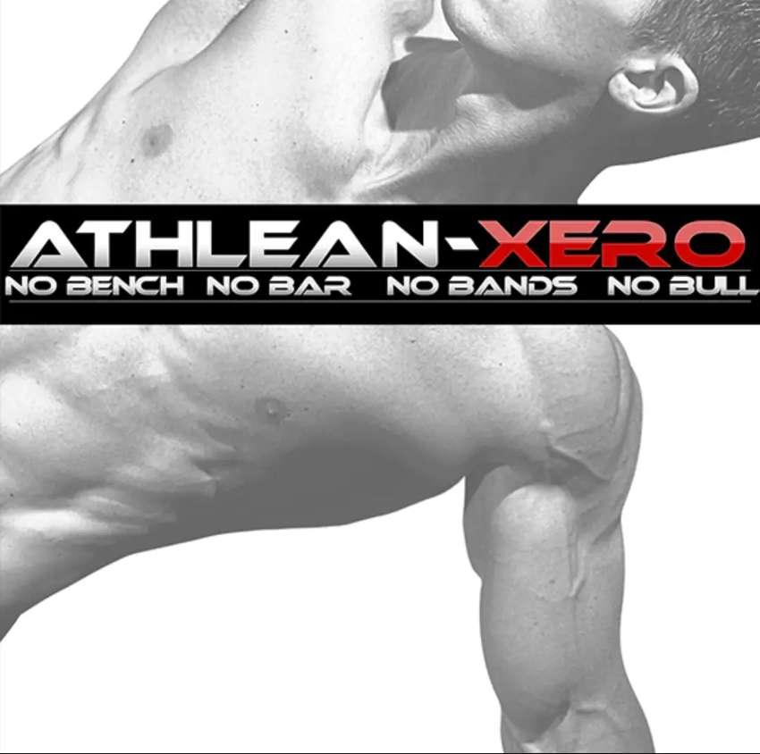 PROGRAMA DE ENTRENAMIENTO ATHLEAN X ZERO(sin gym) 0