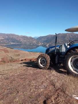 Vendo m tractor en buen estado