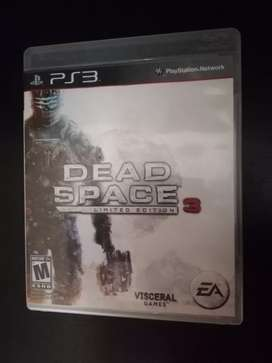 Dead Space 3 PS3 Play 3 Cambio o Vendo