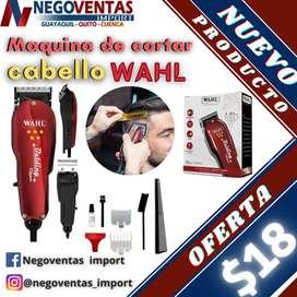 CONTADORA DE CABELLO WAHL EN OFERTA ÚNICO DE NEGOVENTAS