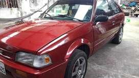 Vendo Mazda 323 coupe año 1999