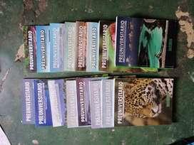 Libros preuniversitarios