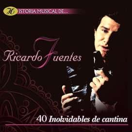 Ricardo Fuentes Historia Musical