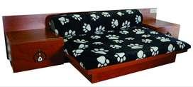 Hermosa cama para perro de raza pequeña (NUEVA)