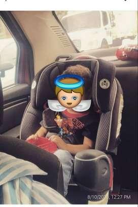 GRACO NAUTILUS 3 EN 1 CAR SEAT SILLA CARRO BEBE-NIÑO