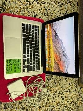 """Portatil macbook pro 13"""" año 2011"""