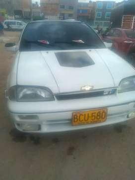 Se vende carro Chevrolet twin cam