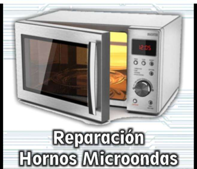 Servicio técnico microondas, todas las marcas a Domicilio 0