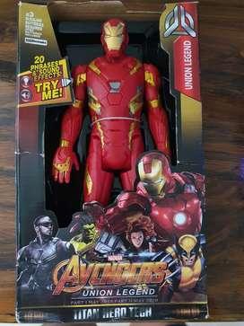 Iron Man Nuevo