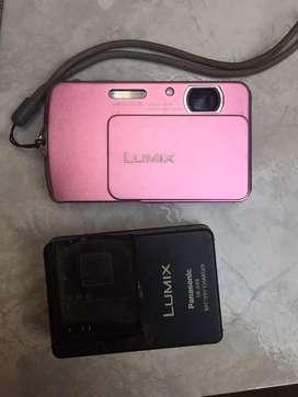 Camara dig. Panasonic LUMIX dmc fp5