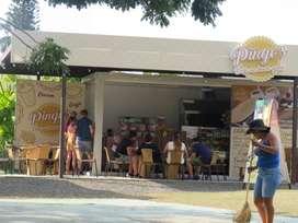 Vendo negocio de Heladería, Frutería y Cafetería!