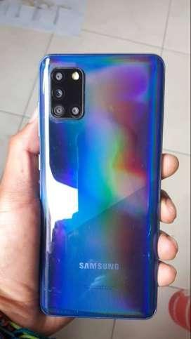 Samsung A31 como nuevo.