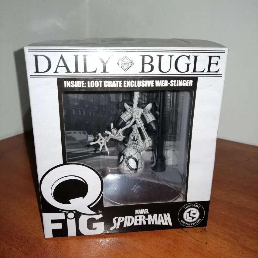 Spiderman Web-slinger Marvel Coleccion