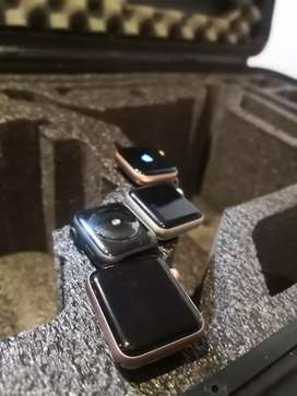 Apple watch 1 2 3 4 5 para repuestos pantallas intactas se da probado