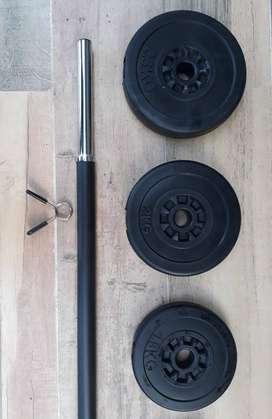 Kit body pump