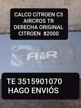 CALCO CITROEN C3 AIRCROS