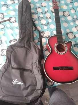 Vendo guitarra en buen estado
