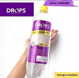 Drops limpia juntas