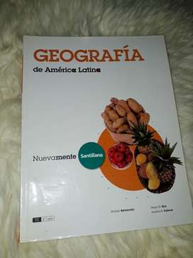 Libro de Geografia de America Latina