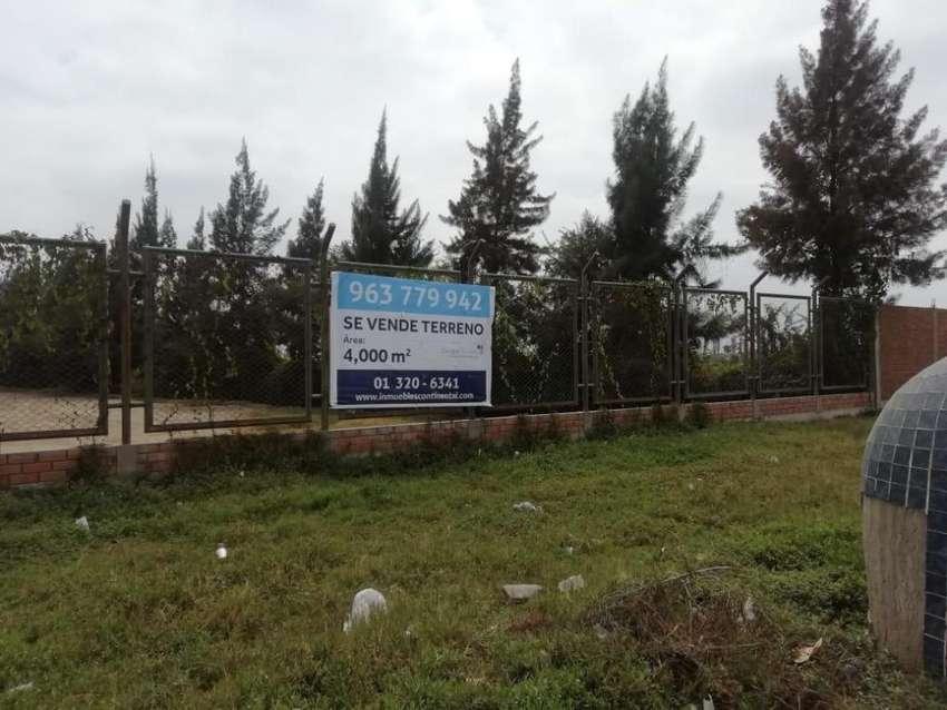 Venta de terreno en Chepén cerca al Tottus de la zona 0