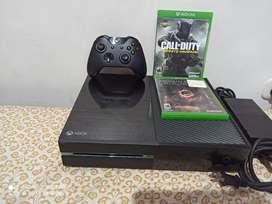 Xbox one usada más juegos