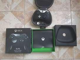 Control elite xbox one con detalle