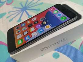 Vendo o cambio Iphone 6s de 32G Bateria al 88%  Entrego solo con caja Perfecto estado.