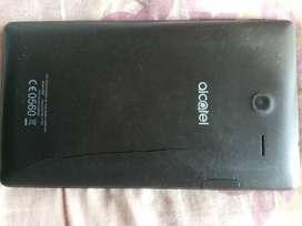 Tablet alcatel usada