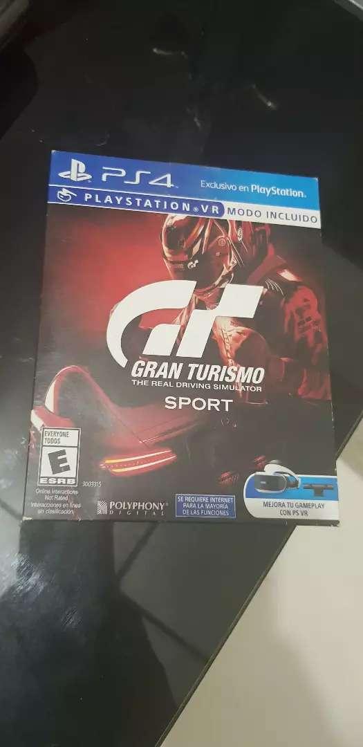 Gran Turismo PS4 0