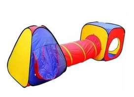 Carpa Túnel Tienda Para Niños