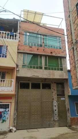 Venta  o permuta casa 4 pisos