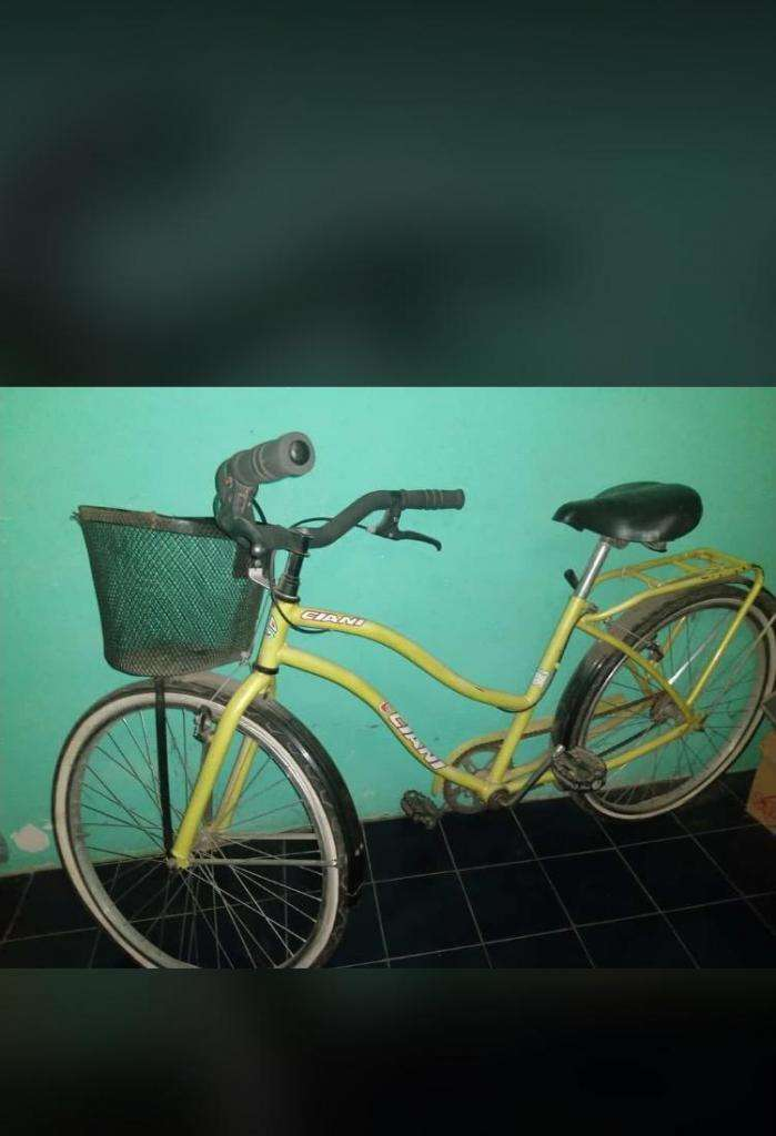 Bici Rodado 26 0
