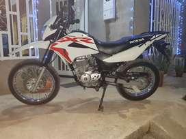VENDO - MOTO HONDA XR150, MODELO 2020