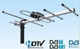tdt antenas para exteriores interiores antena tv