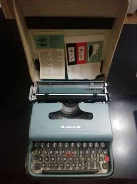 maquina de escribir olivetti original