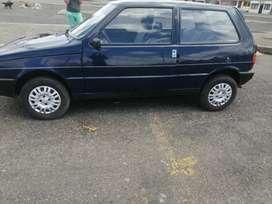 Vendo Fiat uno año 92