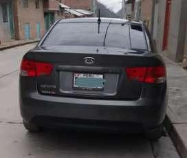 Se vende carro Kia Cerato 2012