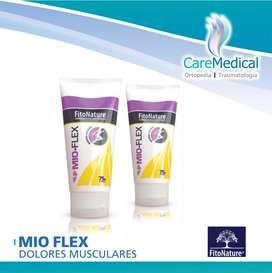 Gel Flex Natural para Masajes - Mio Flex  - Ortopedia Care Medical