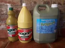 Bagort lavandina y cloro