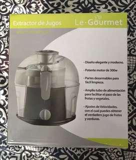 Extractor de frutos Le Gurmet