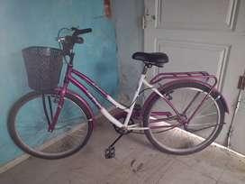 Vendo bici como nueva R 26